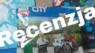 Lego City Stoisko z hot-dogami 30356 RECENZJA