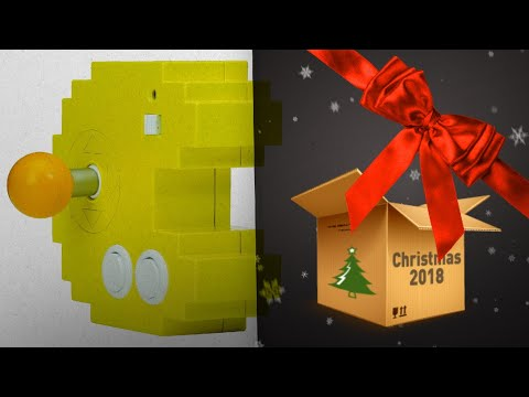 Most Wished For Pac Man Toys Kids Gift Ideas / Countdown To Christmas 2018 | Christmas Gift Guide