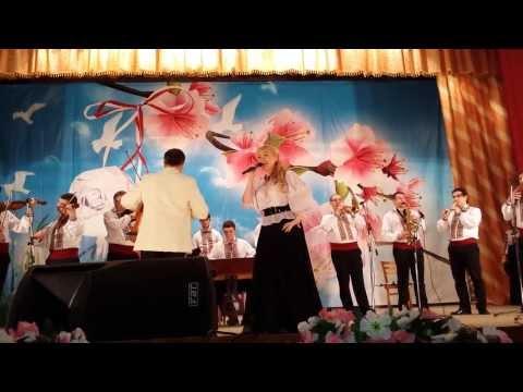 Adriana Ochisanu&Orchestra,,Rapsozii Moldovei''-Hai Lume,hai !