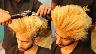 Keratin Smoothing Hair treatment | CURLY TO STRAIGHT HAIR MEN | Damage Hair Repair | Ratan Singh