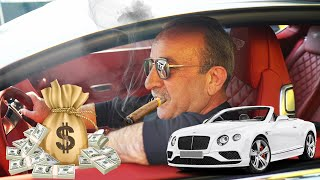 ALİ DAYI BENTLEY'E BİNDİ