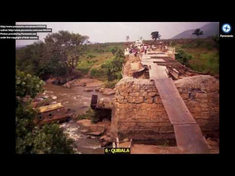 Discover Quibala(Kibala), Angola