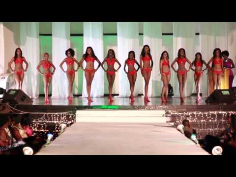 Leila goes to the Miss Universe Guyana Pageant!