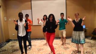 AIESEC International Roll Call Challenge