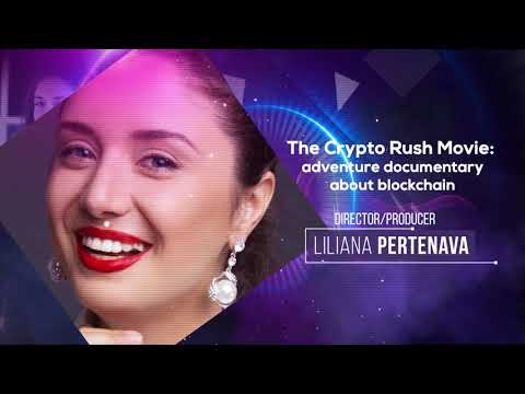 Crypto Rush documentary at WHD.usa's FabriqueC Film Fest