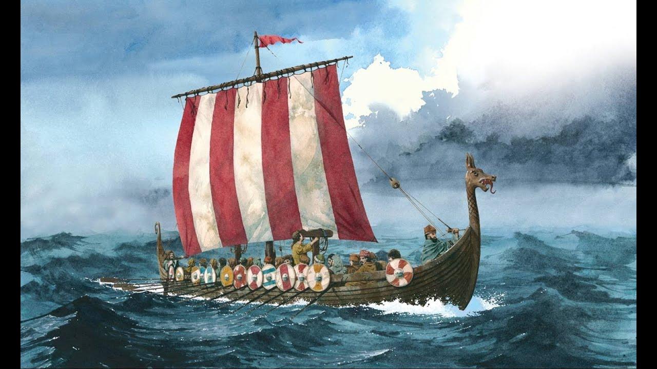 ASMR Français - Histoire des Vikings - YouTube
