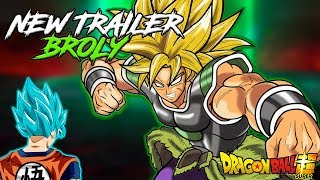 DRAGON BALL SUPER : BROLY |TRAILER BREAKDOWN