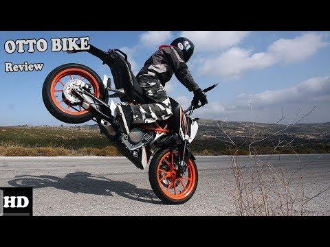 Otto Bike l  KTM Duke  Chassis Overview