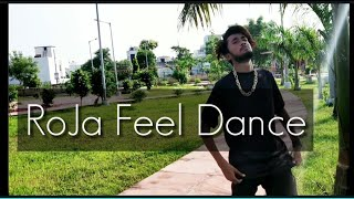 Roja instrumental  | Feel Dance Choreography | Vivek Dance Institute.