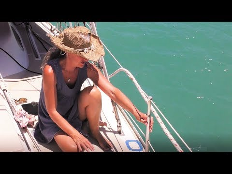 Keeping Water On The Outside! (Sailing SV Sarean) EP. 12