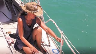 Keeping Water On The Outside of The Boat! (Sailing SV Sarean) EP. 12
