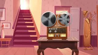 Катушечный магнитофон СССР - футажи скачать бесплатно для видеомонтажа