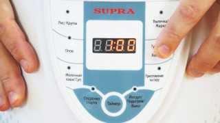 видео Обзор мультиварки Supra MCS-4511 + стоимость