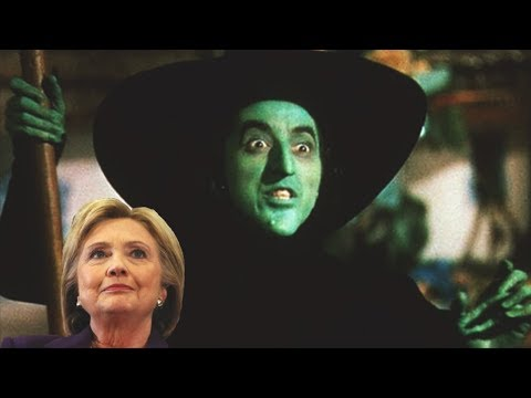 Ding Dong the Witch is Dead (Hillary Parody)