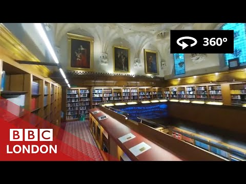 360° Video: Inside the Supreme Court - BBC London
