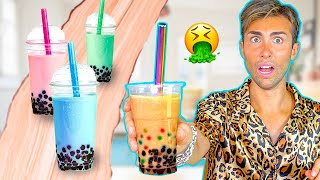 PROVO A FARE IL BUBBLE TEA | GIANMARCO ZAGATO