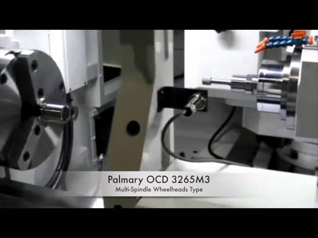 HME Palmary OCD 3265M3 Grinder