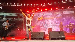 BUKA DULU TOPENGMU - NOAH WINTER FESTIVAL 2015