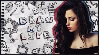 Draw my life  || Юлия Пушман