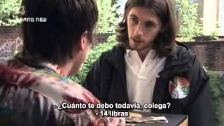 Skins: Primera Temporada: Chris (Capitulo 4) (Subtitulado al Español)