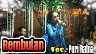 Gambar cover PURI RATNA-Rembulan (cover) FANADA Live Margomulyo-Watulimo-Trenggalek