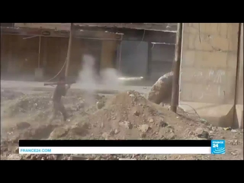 Iraq: Alongside special forces battling Islamic state group fighters in Mosul