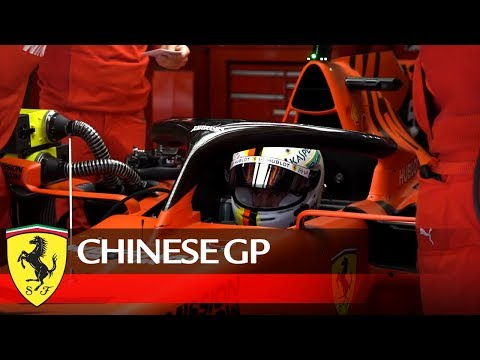 Chinese Grand Prix - Recap