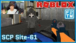 THIS IS A VERY SCARY ROBLOX GAME!!! SCP Site-61
