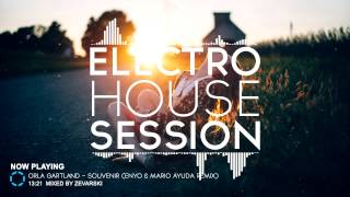 IT Podcast - Electro House Session Mix By Zevarski Ep.8