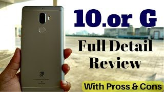 10.or G / Tenor G Smartphone Full Detail Review With Pross And Cons.