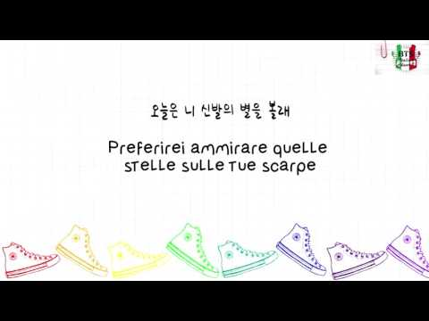 [SUB ITA] BTS - Converse High (The Most Beautiful Moment In Life Pt.1 - Traccia #7)