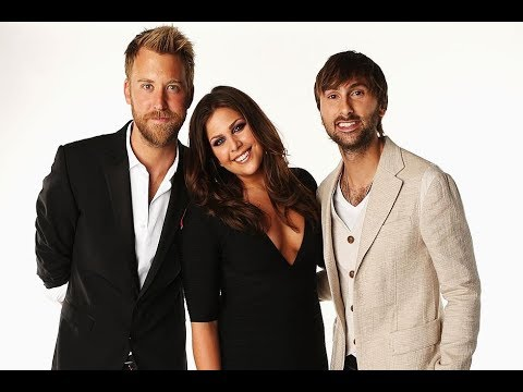 Top 10 Most Popular Lady Antebellum Songs