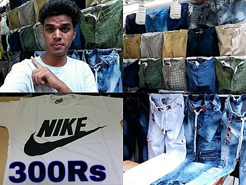 Clothes For Mens In Cheap Price Mumbai India Youtube