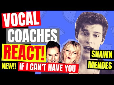 👦 Shawn Mendes Reaction - If I Can't Have You - [subs]