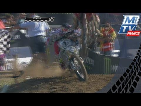 L'incroyable crash d'Anderson au MX des Nations !
