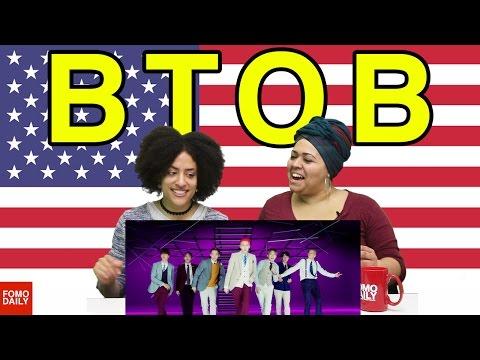 "BTOB ""Movie"" • Fomo Daily Reacts"