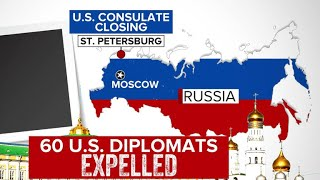 Russia tests missile amid diplomatic row