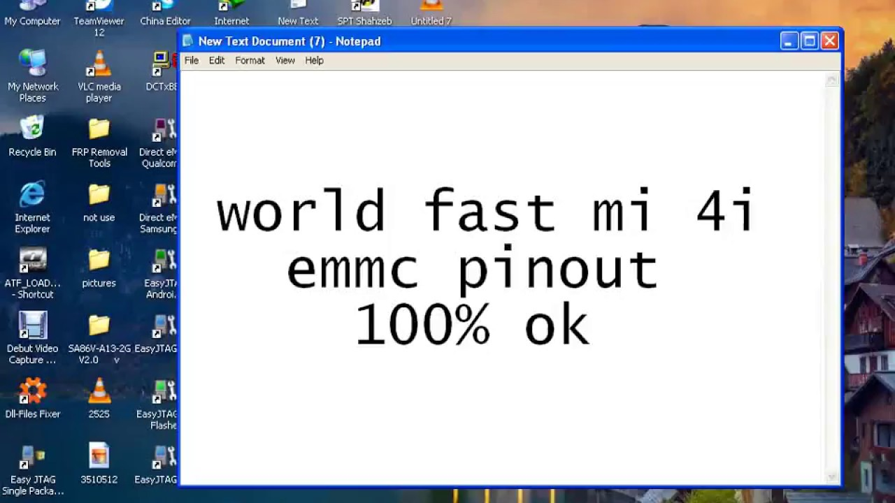 Emmc Pinouts