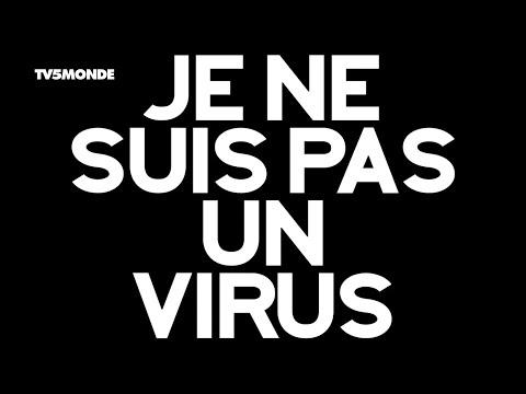 Coronavirus: épidémie de racisme anti-Asiatiques en France - #JeNeSuisPasUnVirus