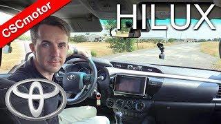 Toyota Hilux - 2017   Prueba en carretera