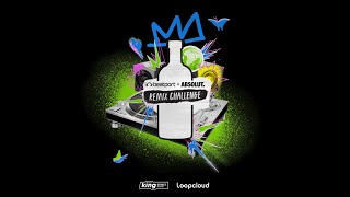 5000 Loopcloud + Beatport + Absolut Remix Competition