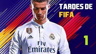 Abriendo el FIFA 18 | Tardes de FIFA 18