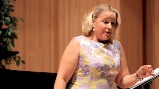 mendelssohn lied auf flu geln des gesanges op 34 n 2 anu komsi soprano pia varri piano