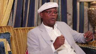 Samuel L Jackson about stereotyping Muslims in Hollywood movies