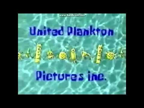United Plankton Pictures Inc. Logo History