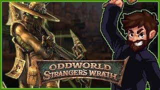 Oddworld: Strangers Wrath - Judge Mathas
