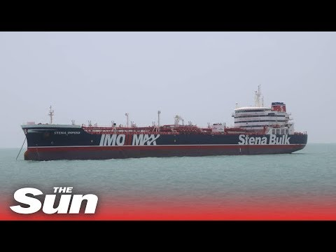 Radio exchanges reveal Iran-UK confrontation before oil tanker was seized