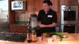 How To Make A Creamy Dairy Free Ranch Dressing ~ Nourishing Nutrition