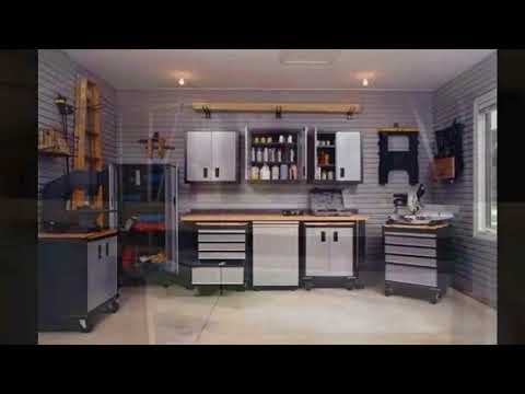 Garage Storage - Garage Storage Cabinets Lowes | Small Space Organizing Best Idea Collection