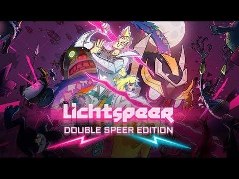 Lichtspeer: Double Speer Edition Gameplay 2019 PC 1080p |